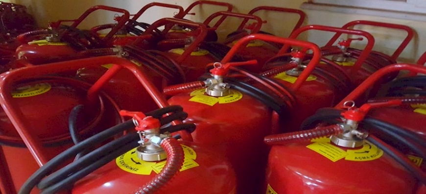 Poertable Extinguishers